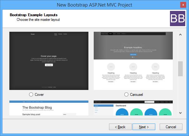 Asp Mvc Bootstrap Bundle